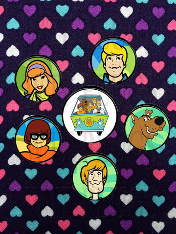 Scooby Doo Plugs