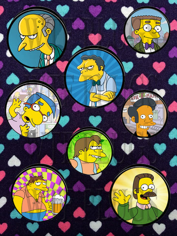 The Simpsons Friends