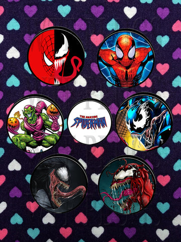 Spiderman Plugs