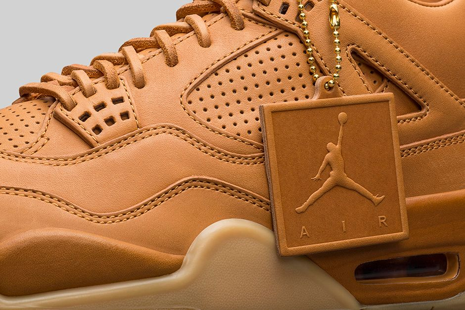 sports shoes bd675 89e40 Air Jordan 4 Retro Premium Ginger
