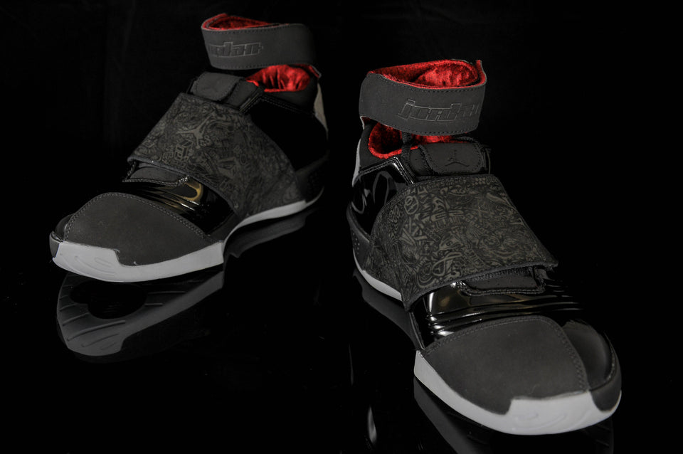 check out ff57d 7743b Air Jordan 20 Retro Stealth