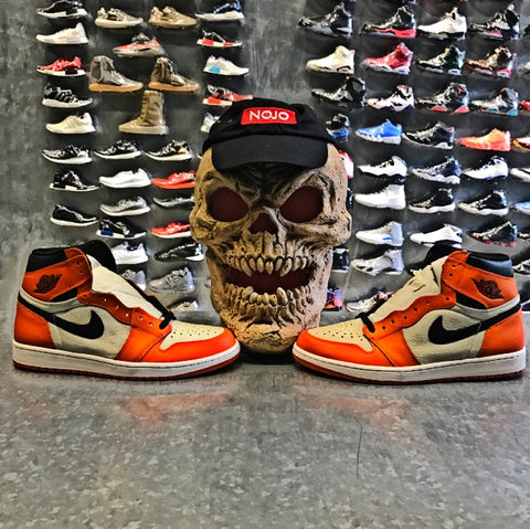 halloween shoes by nike