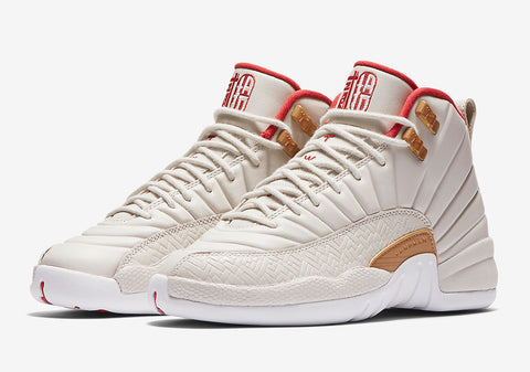 Air Jordan 12 CNY Chinese New Year GS shoes