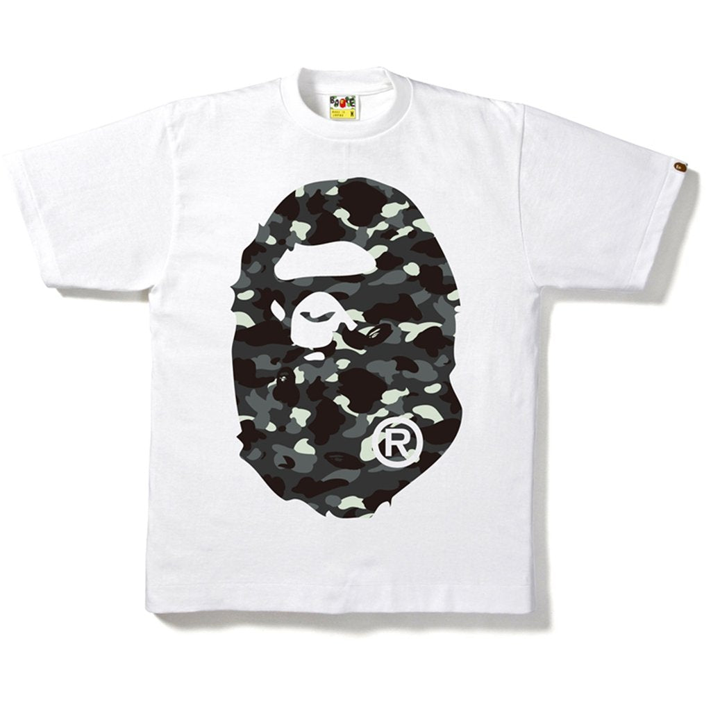 d3105ee8a60e BAPE - A Bathing Ape City Camo Ape Head Tee – NOJO Kicks Detroit