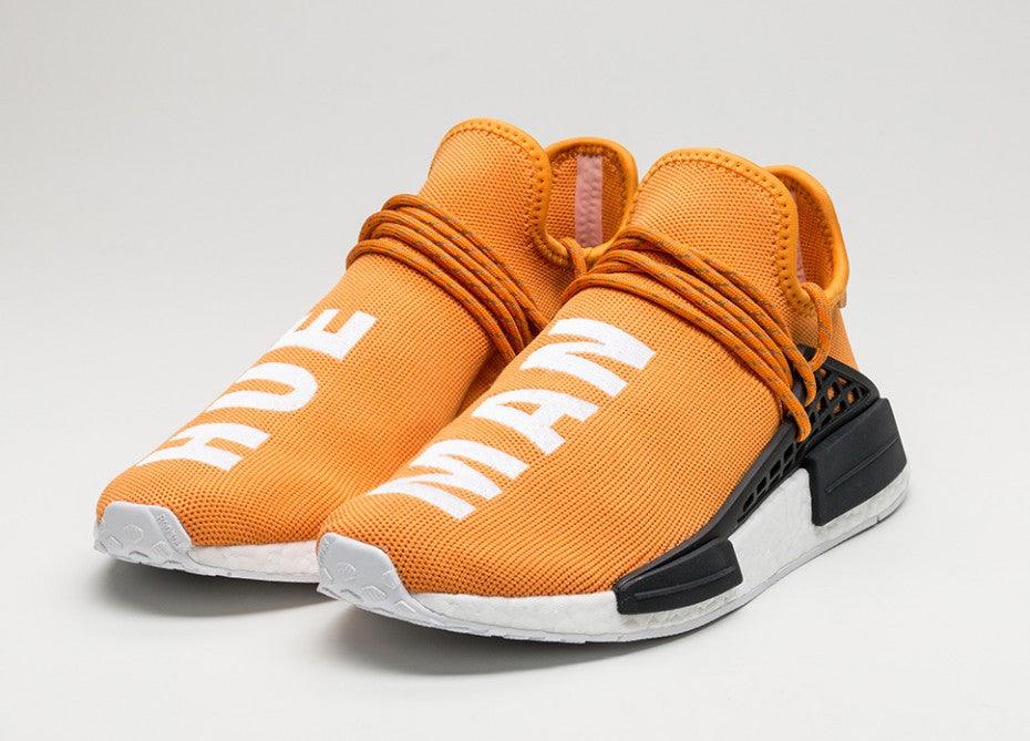 "Adidas NMD Human Race ""Orange"""