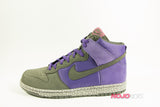 Nike Dunk High Premium Purple/Grey