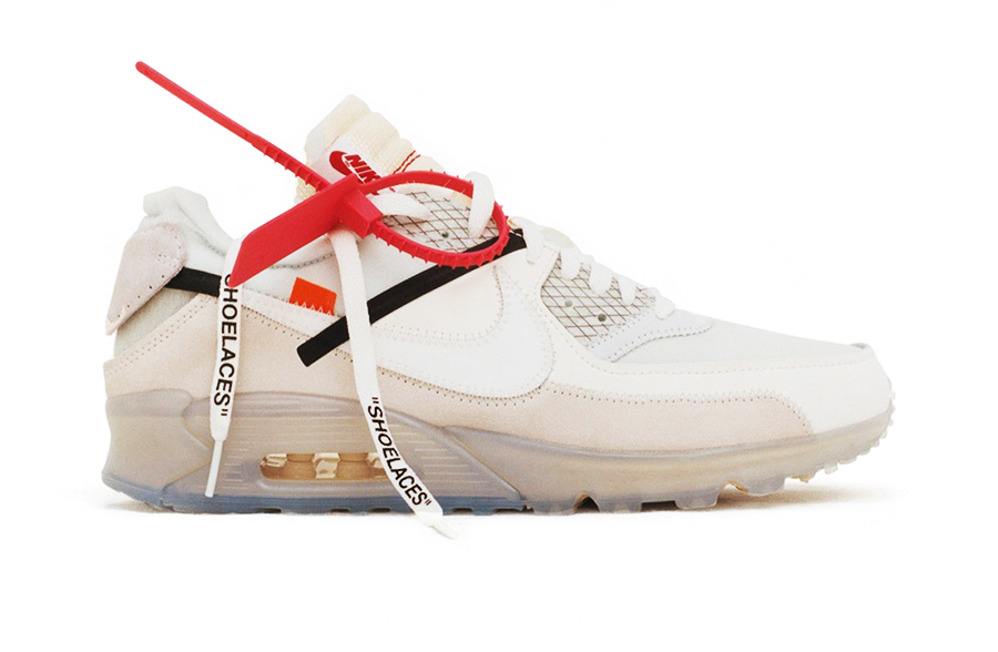 "Nike Air Max 90 ""Off-White Virgil"""