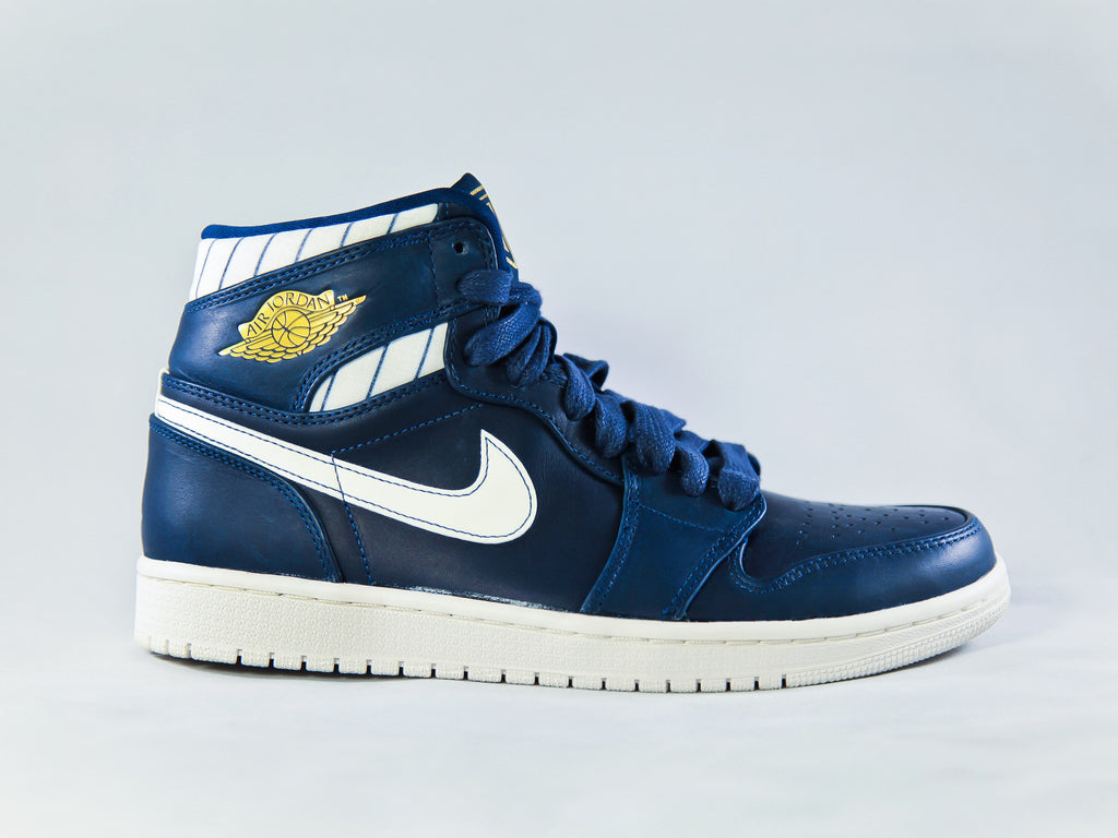 "Air Jordan 1 Retro High ""Jeter"""