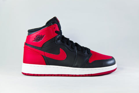 Air Jordan 1 Retro Bred  (GS)