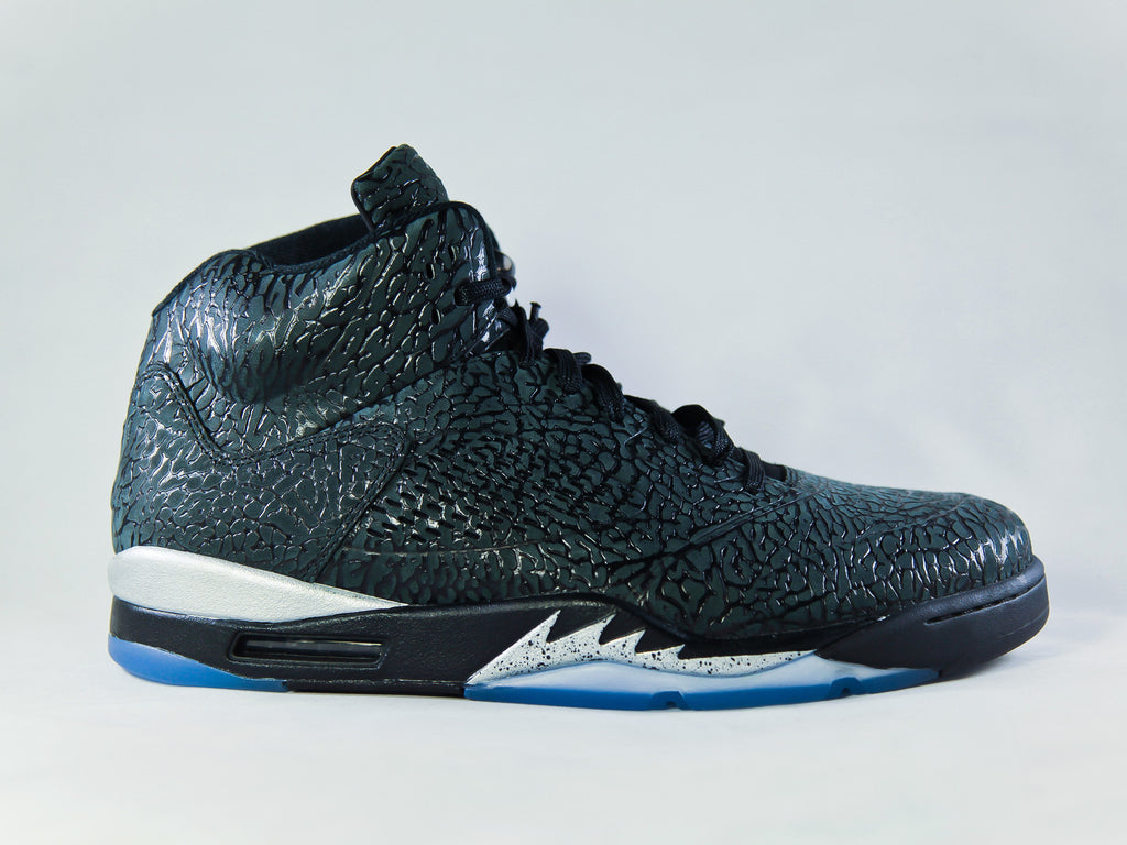 "Air Jordan 5 Retro 3lab5 ""Metallic Silver"""