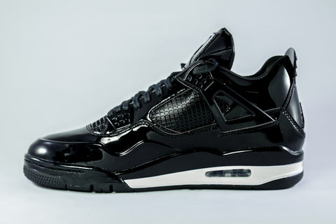 Air Jordan 4 Retro 11Lab4 Black