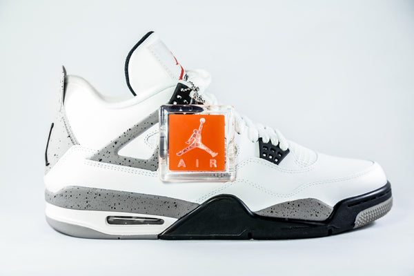 Air Jordan 4 Retro White Cement 2012