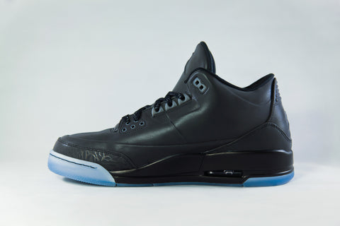 Air Jordan 3 Retro 5Lab3 Black