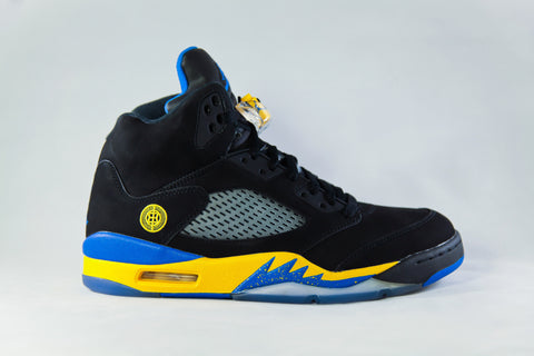"Air Jordan 5 Retro ""Shanghai"""