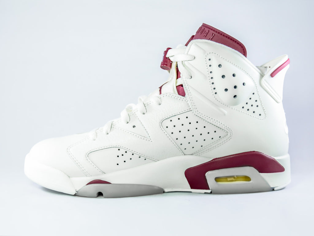 Air Jordan 6 Retro Maroon 2015