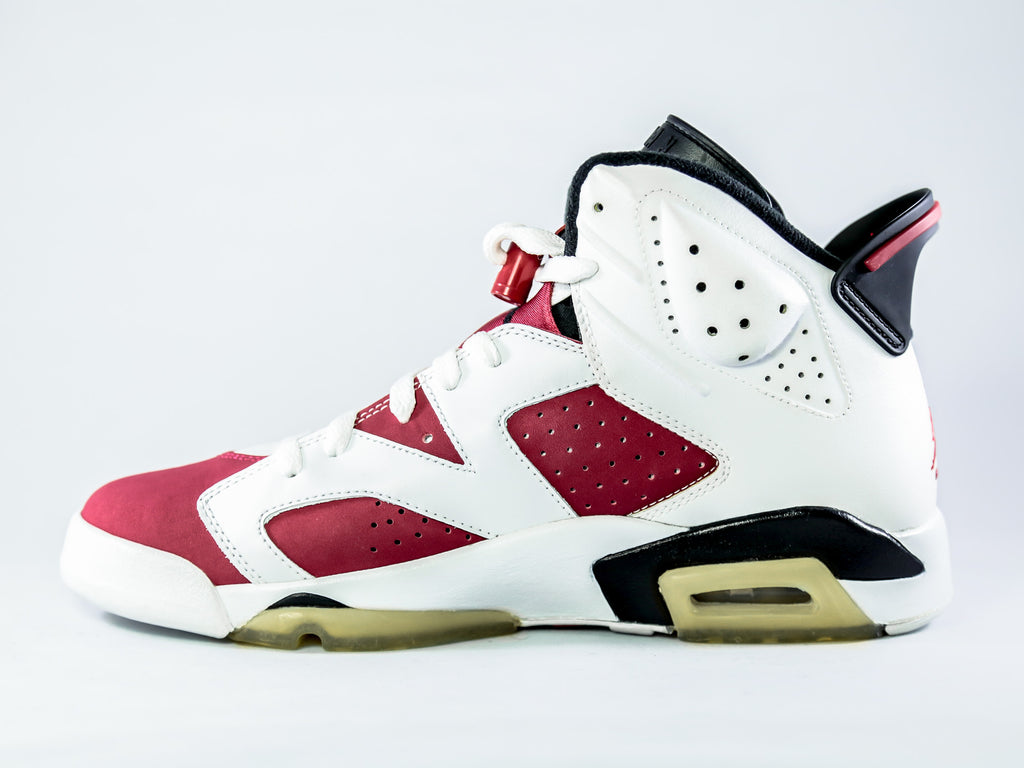 Air Jordan 6 Retro Carmine Countdown Pack