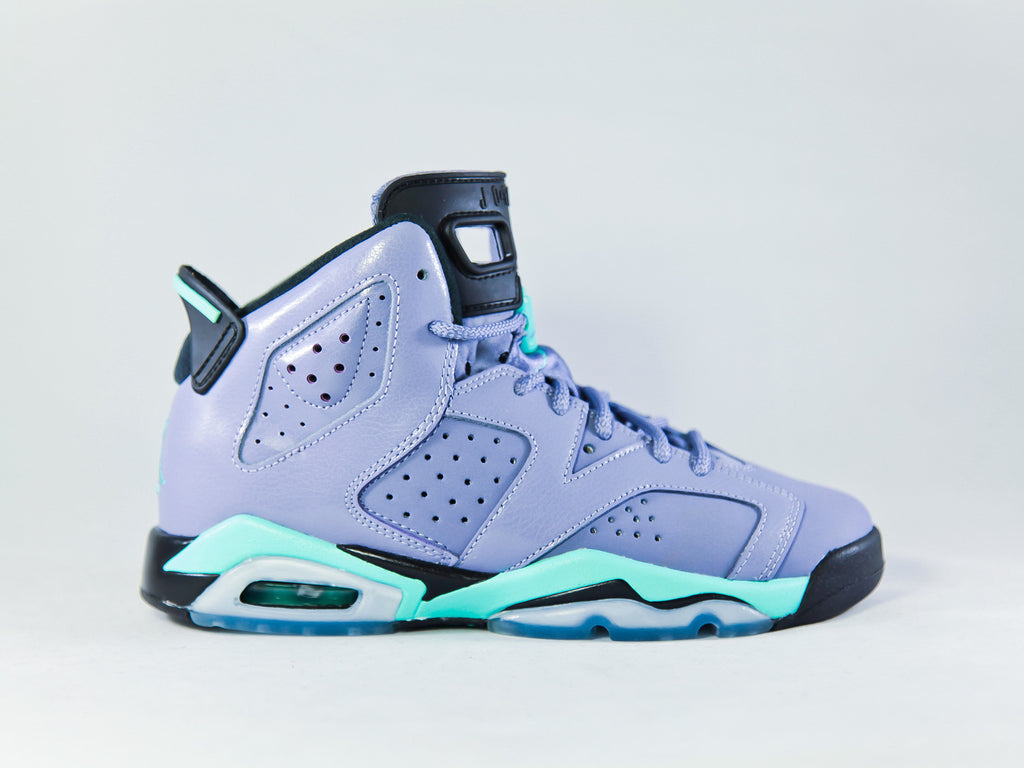 "Air Jordan 6 Retro ""Iron Purple"" (GS)"