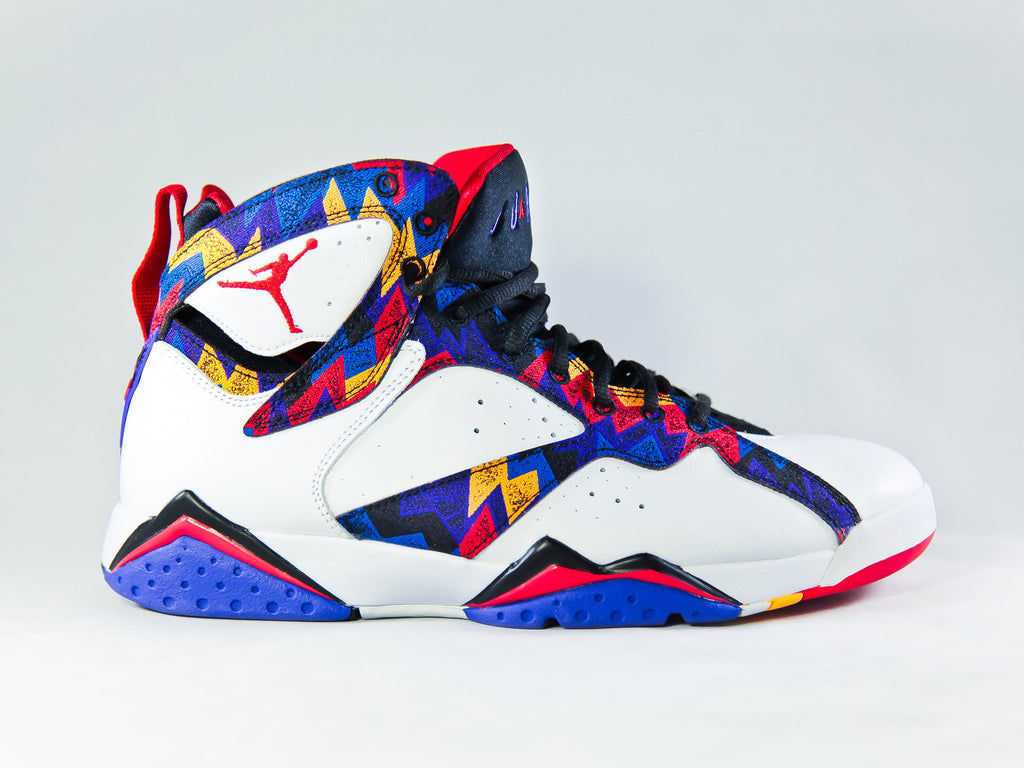 "Air Jordan 7 Retro ""Ugly Sweater"""