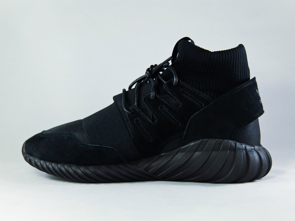 Tubular Doom Black Suede