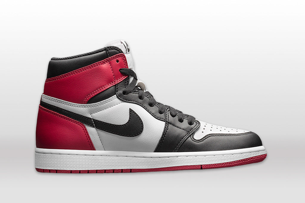 "Air Jordan 1 Retro OG ""Black Toe"" 2016"