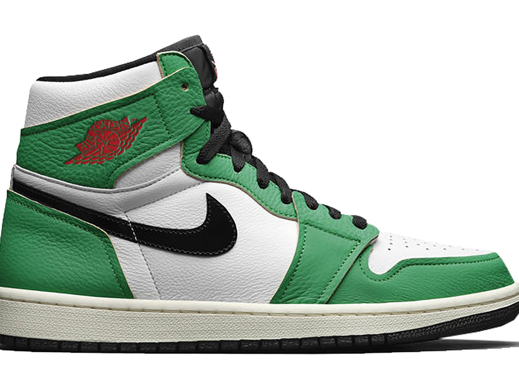 "Air Jordan 1 ""Lucky Green"""