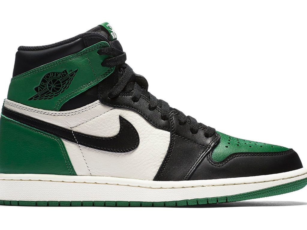 "Air Jordan 1 Retro High ""Pine Green"""