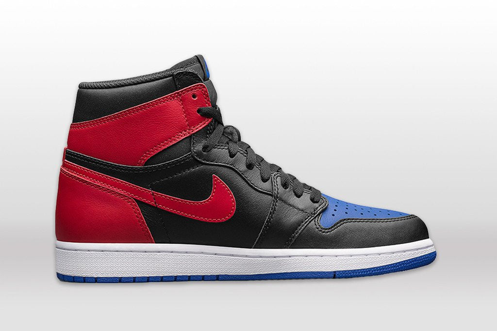 "Air Jordan 1 Retro ""Top 3"" GS"