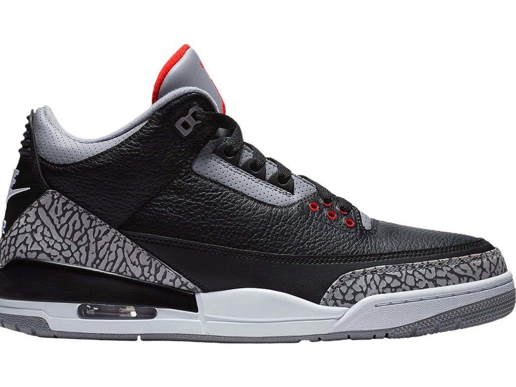 "Air Jordan Retro 3 Black Cement ""2018"""