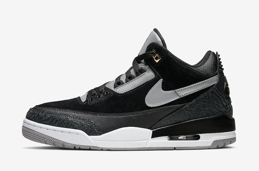 "Jordan Retro 3 ""Tinker Black"""