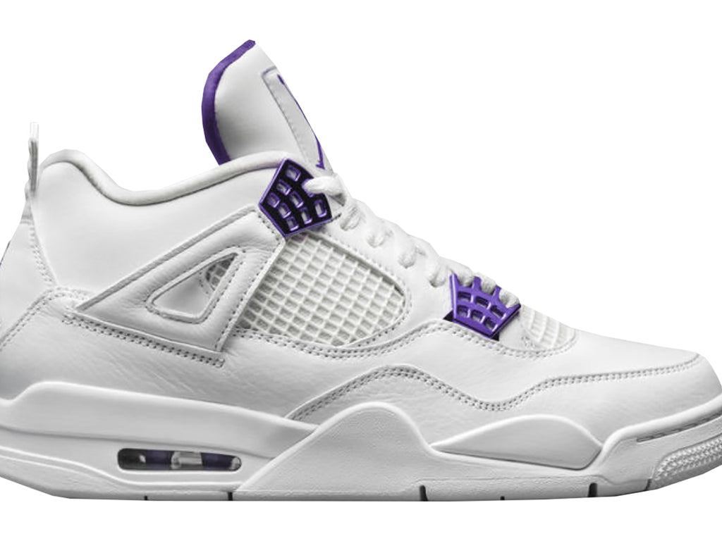 Air Jordan 4 Retro Court Purple