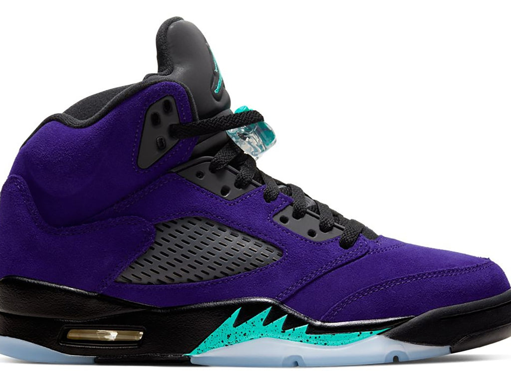 Air Jordan Retro 5 Alternate Grape