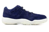 "Air Jordan 11 Retro low ""Jeter Binary Blue"" - NOJO KICKS"