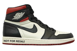 Air Jordan 1 Not For Resale Red