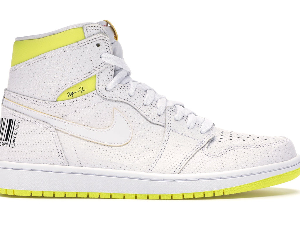 "Air Jordan 1 Retro ""First Class Flight"""