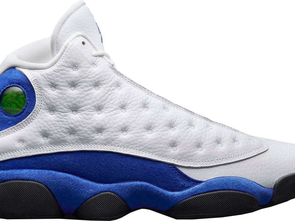 "Air Jordan Retro 13 ""White/Royal"""