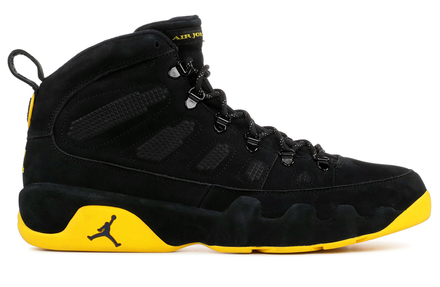 Air Jordan 9 Retro Boot PE Michigan