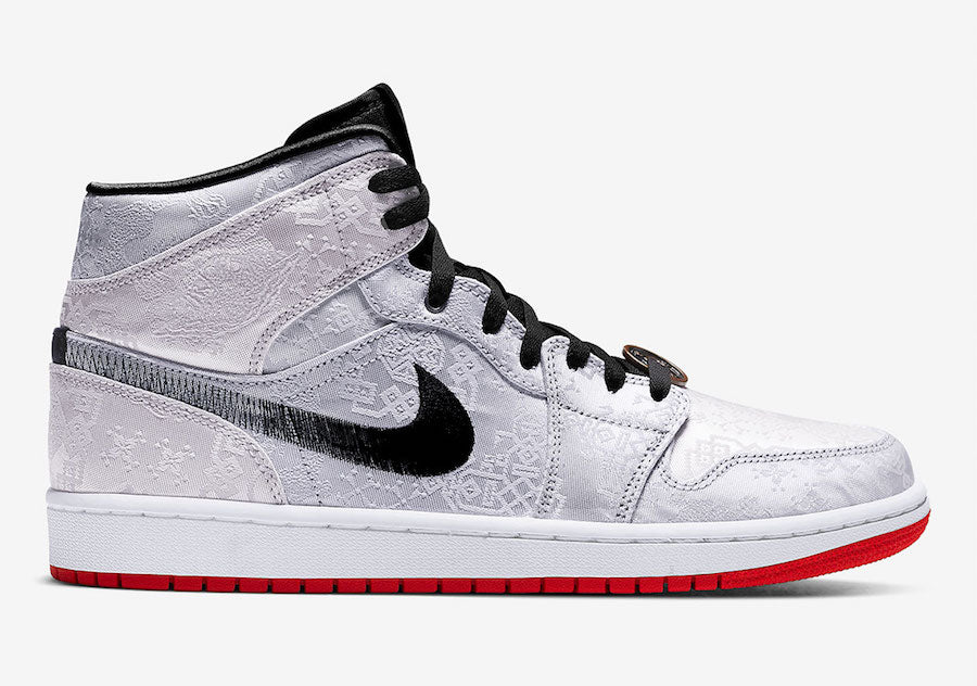Air jordan 1 mid clot