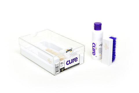 The Cure Shoe Cleaner Kit