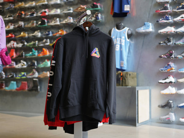 Palace-3D Sweatshirt
