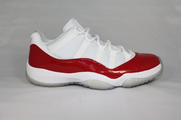 "Air Jordan 11 Retro Low ""Varsity Red"""