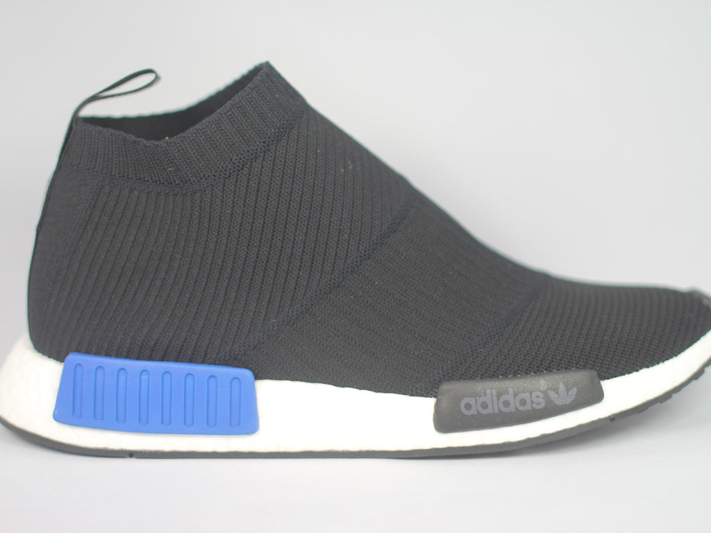 "NMD City Sock 1 PK ""Black/Blue"""