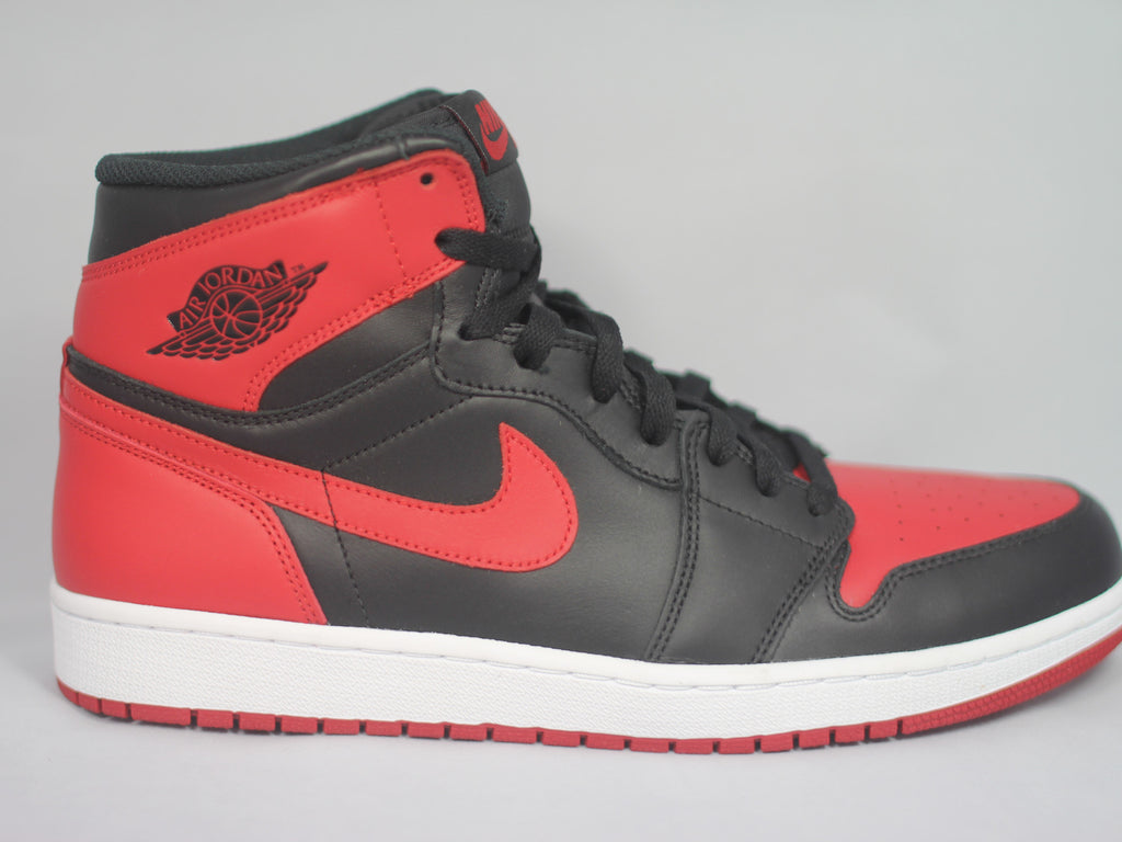 "Air Jordan 1 Retro ""Bred"""