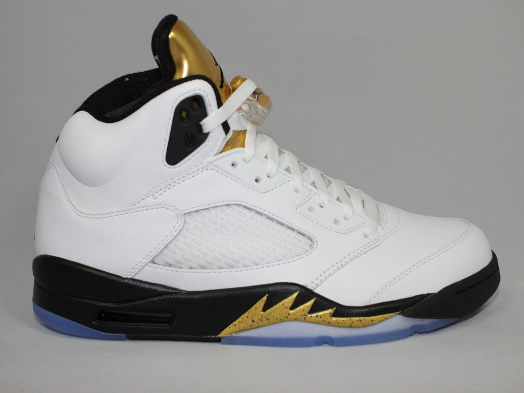 "Air Jordan 5 Retro ""Metallic Gold"" (GS)"