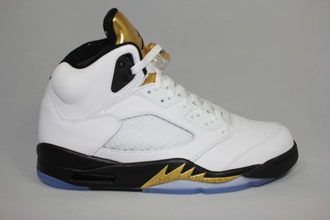 "Air Jordan 5 Retro ""Metallic Gold"""