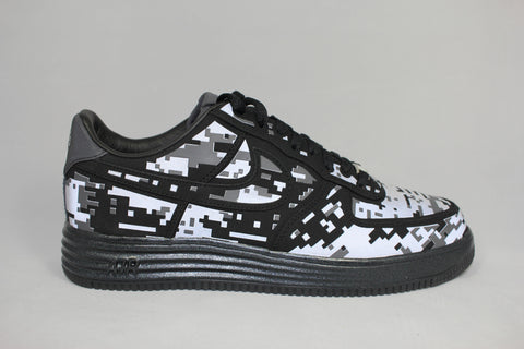 "Nike Air Force 1 Lunar ""Digi Camo"""