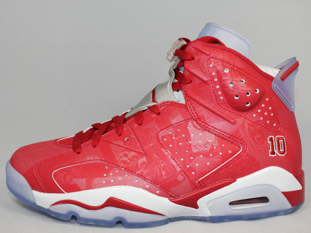"Air Jordan 6 Retro ""Slam Dunk"""