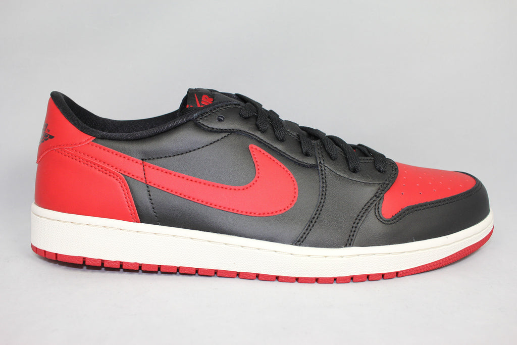 f88c8b13b91 Air Jordan 1 Retro Low 'Bred' – NOJO Kicks Detroit