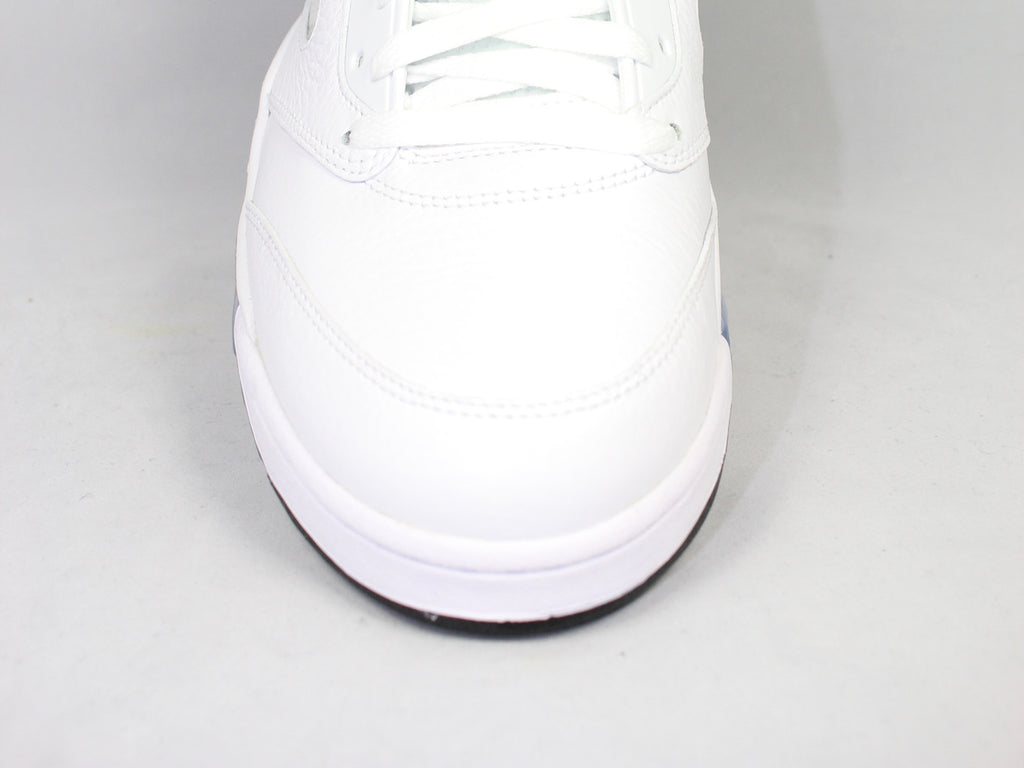 Air Jordan 5 Retro 'White Metallic'