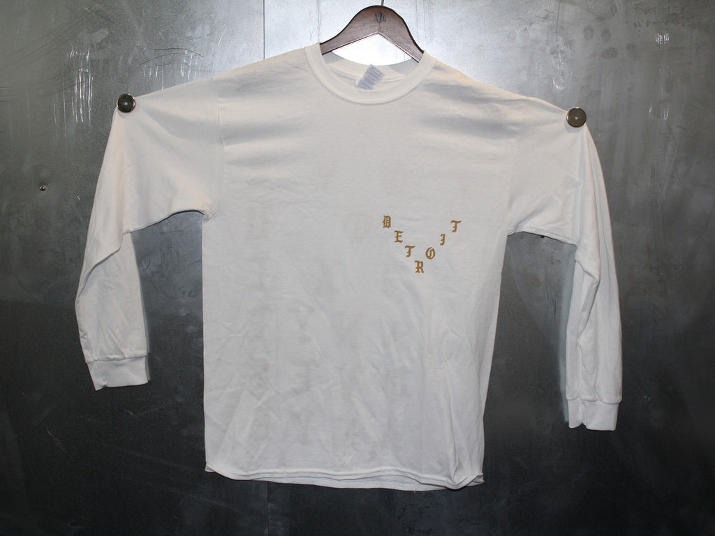 "Pablo Kanye Loves Kanye Long Sleeve T-Shirt ""White"""