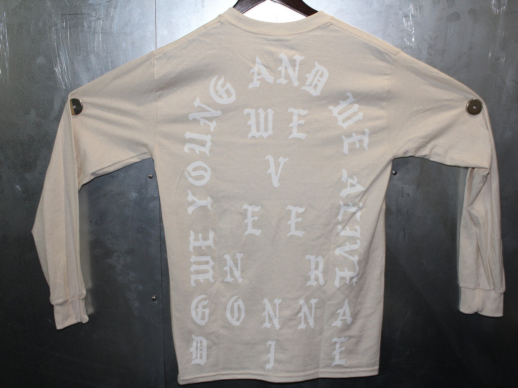 Pablo Young and Alive Long Sleeve T-Shirt